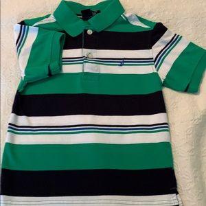 Boys Nautica knit shirt